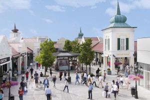 on feet images of cheap sale quite nice Outlet in Austria, Designer Outlet Parndorf, for shopping ...