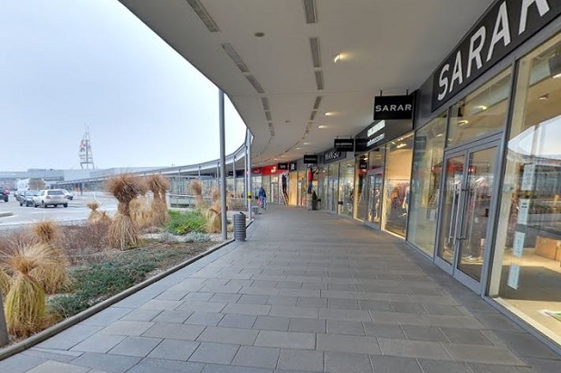 Outlet in Czech Republic, Fashion Arena, for shopping. Its location ...
