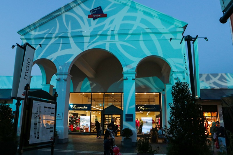 Outlet in France Roubaix Designer Outlet for shopping Its