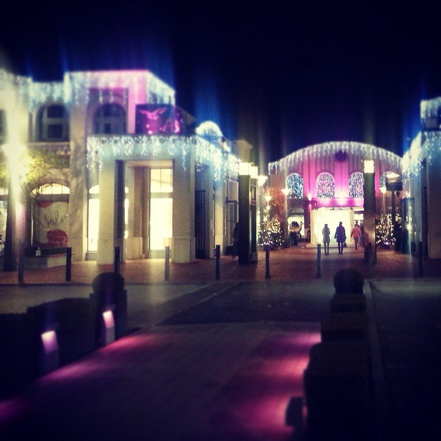 Outlet In Germany, Ingolstadt Village, For Shopping. Its